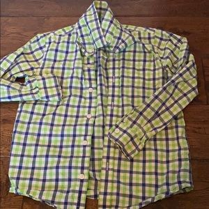 Janie and Jack Button Down